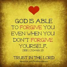 forgive even if