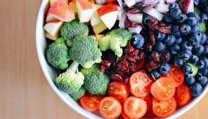 fruits and vegs