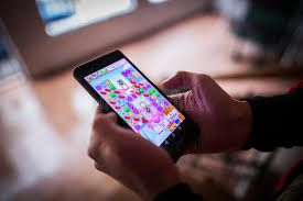 Candy Crush andRecovery